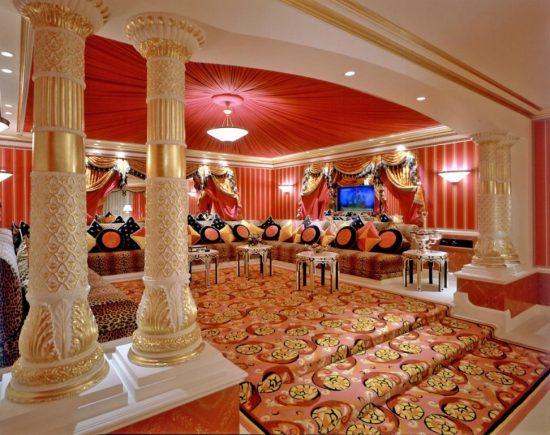 роскошный номер в Burj Al Arab 5*