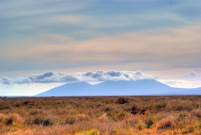 Гора Дионисия на Чукотке