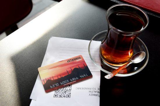 HES-код и проездной Istanbulkart