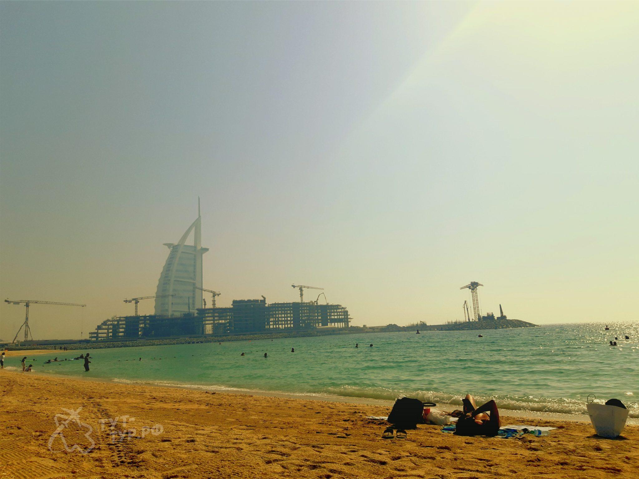 Jumeriah Wild Beach