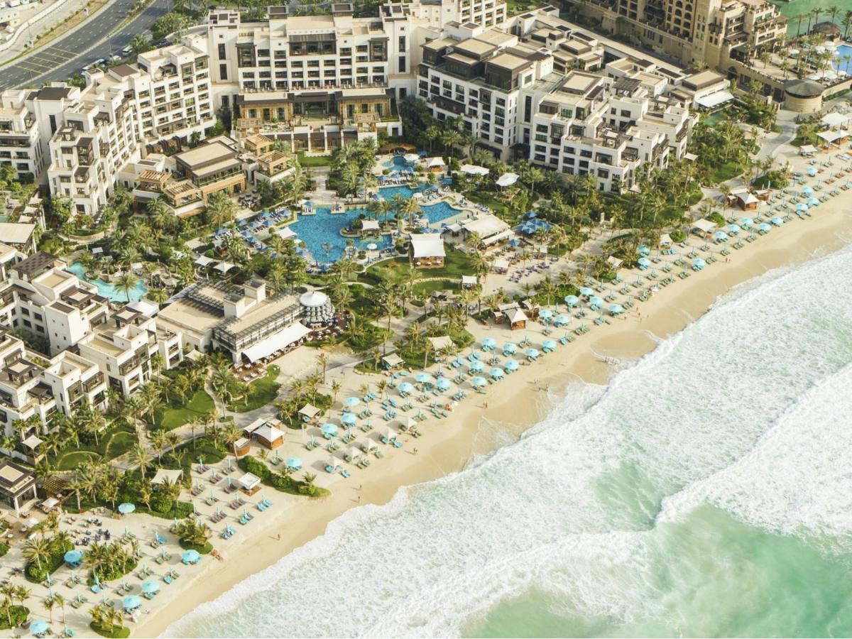 Частный пляж Madinat Jumeirah Resort