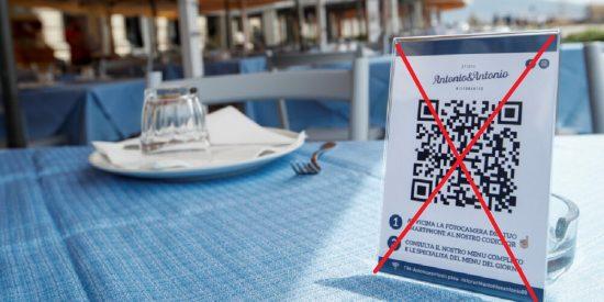 В Москве отменили QR-коды в кафе и ресторанах