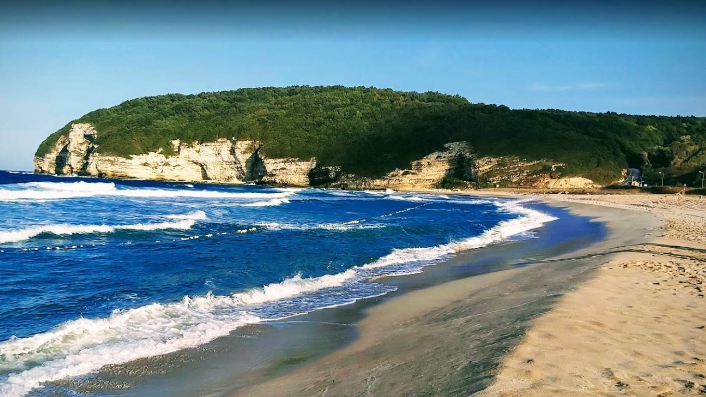 Пляж в Природном парке Цингозо