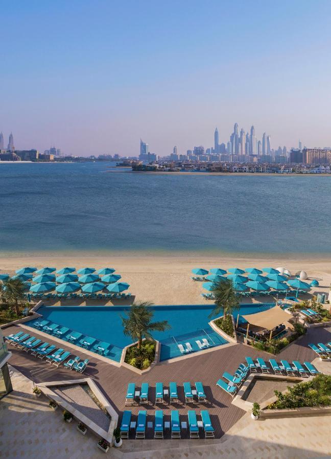 Пляж отеля The Retreat Palm Dubai MGallery by Sofitel 5*