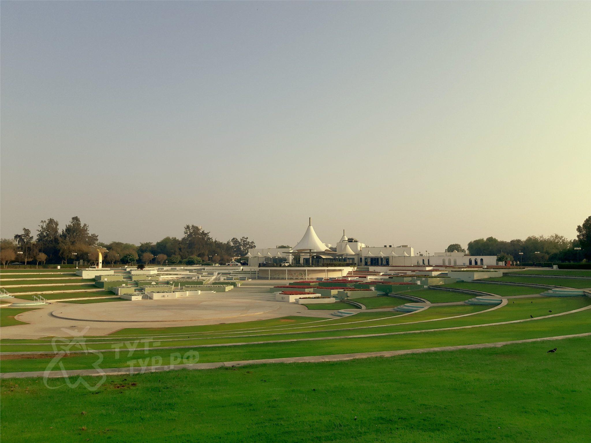 Территория Al Mamzar
