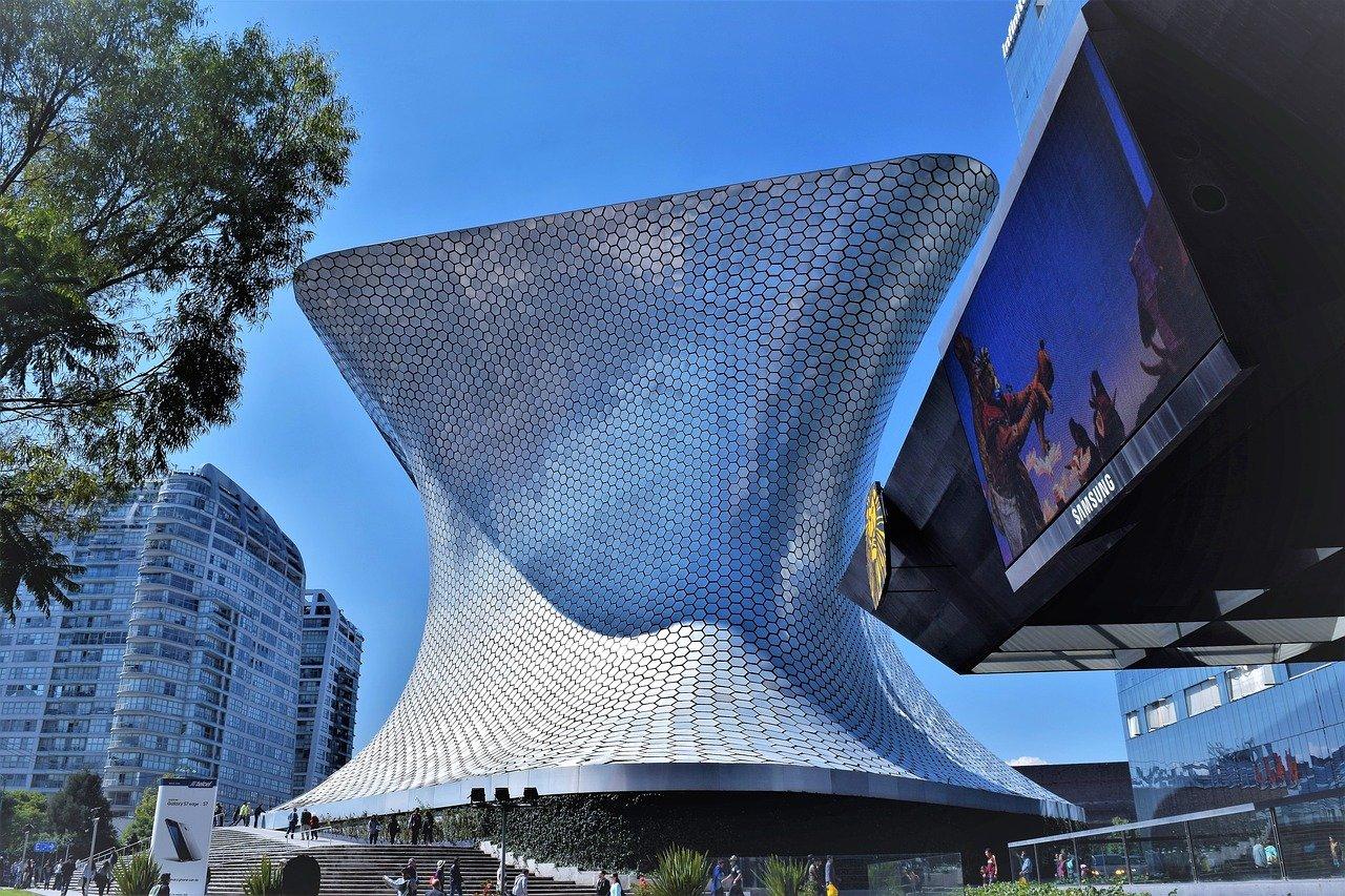 Мехико, музей искусства Соумайя