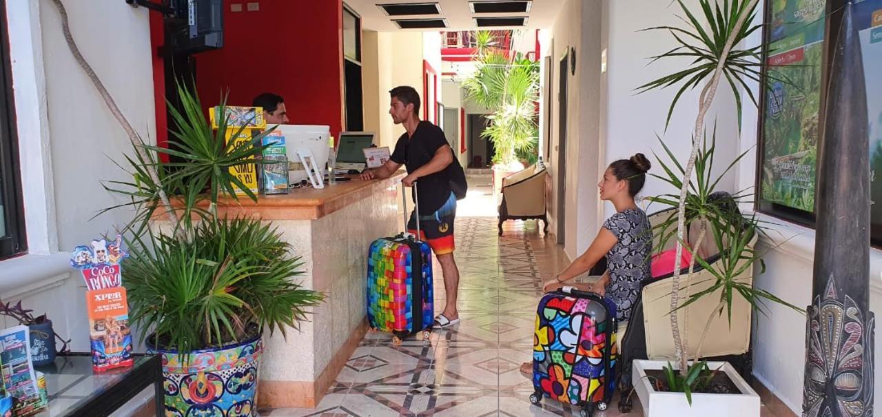 Плайя дель Кармен, отель Hotel Maya Turquesa Playa del Carmen by BFH
