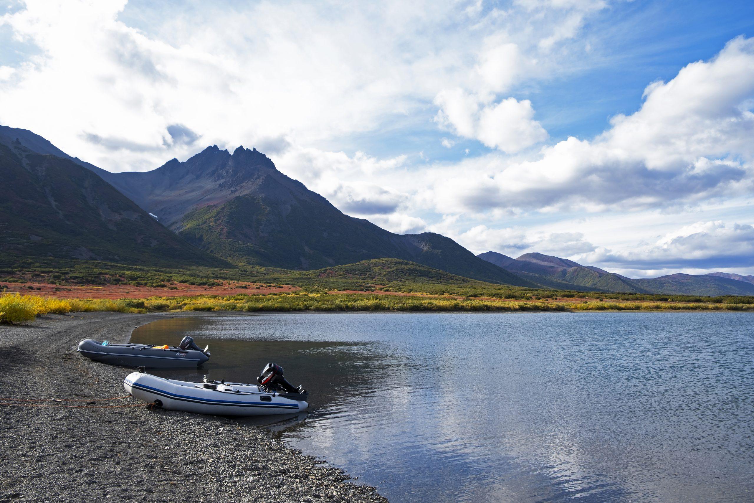 На месте тура «Летняя рыбалка на озере Майниц»