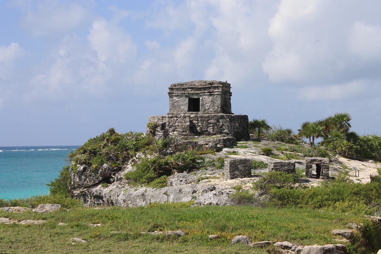 Развалины крепости Тулума