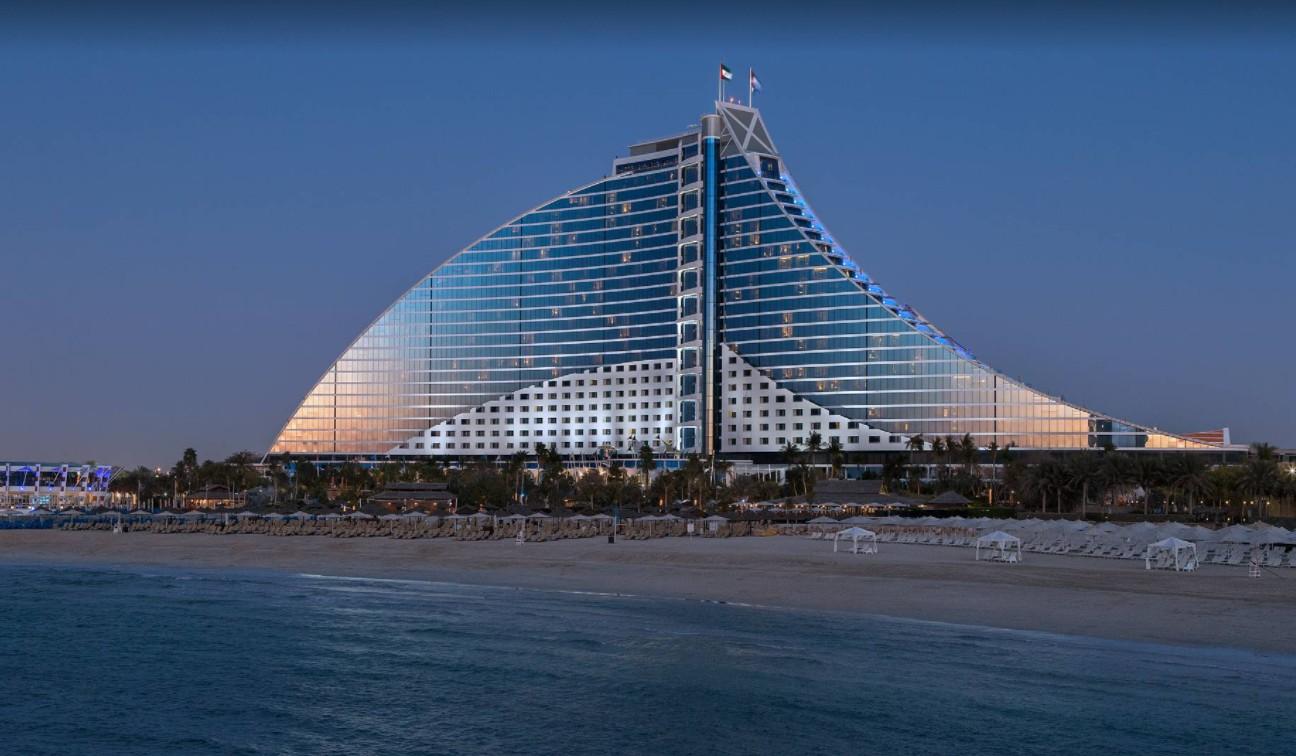 Роскошный Jumeirah Beach Hotel 5*