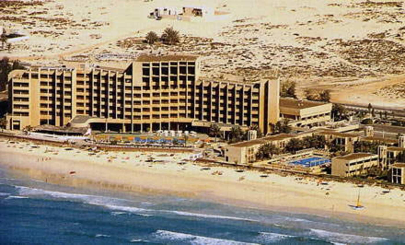 Предшественник Jumeirah Beach Hotel 5* — Jumeirah Beach Hotel 5*