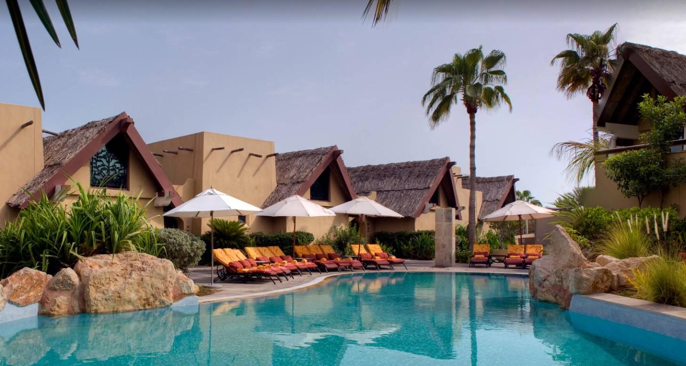 Виллы в Jumeirah Beach Hotel 5*