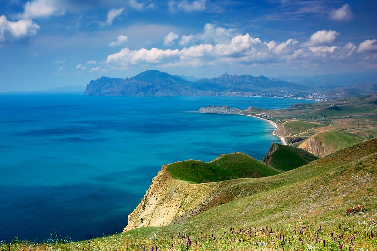 Пейзаж Крыма