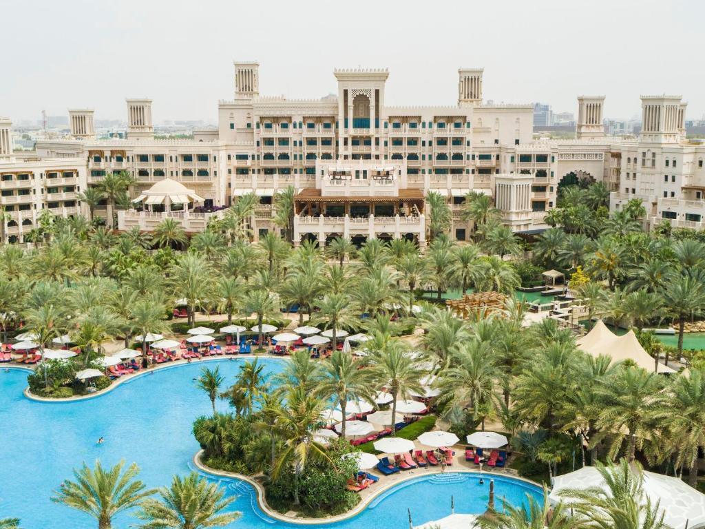 Отель Jumeirah Al Qasr 5*