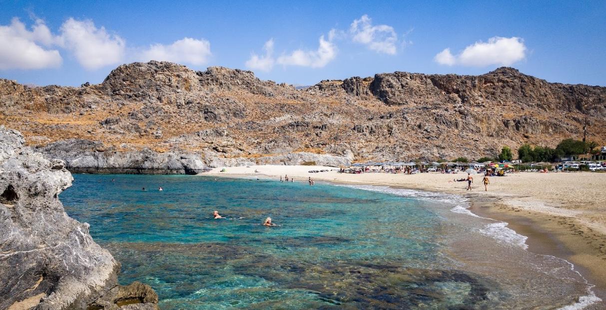 Пляж Скинария