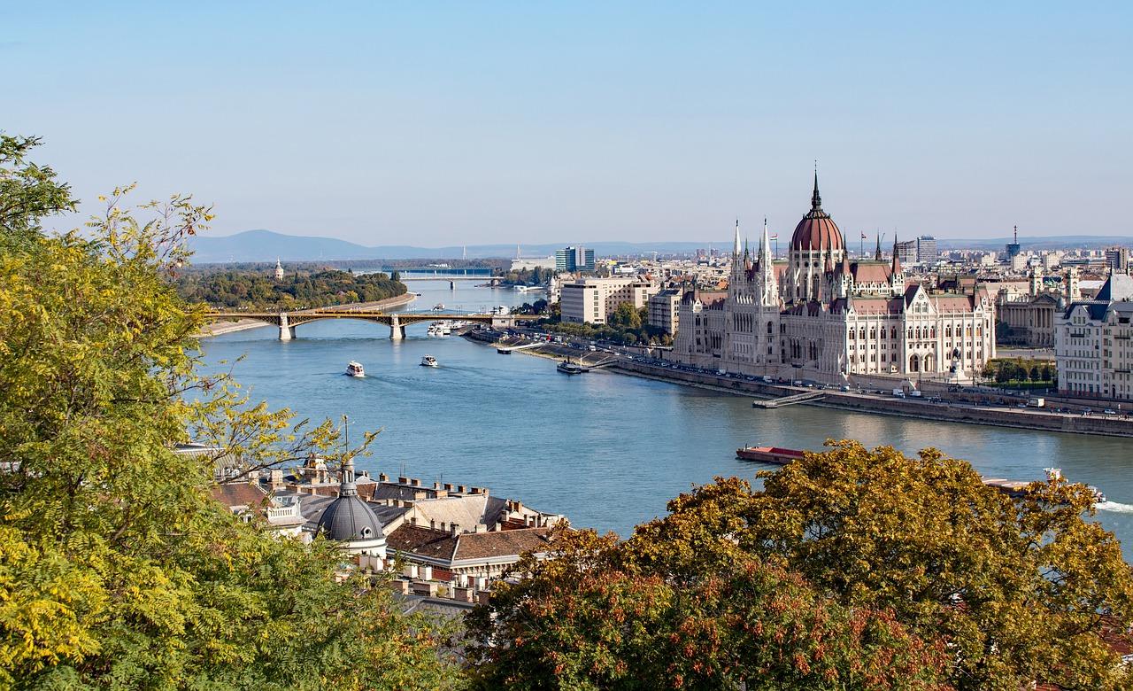 Будапешт река Дунай