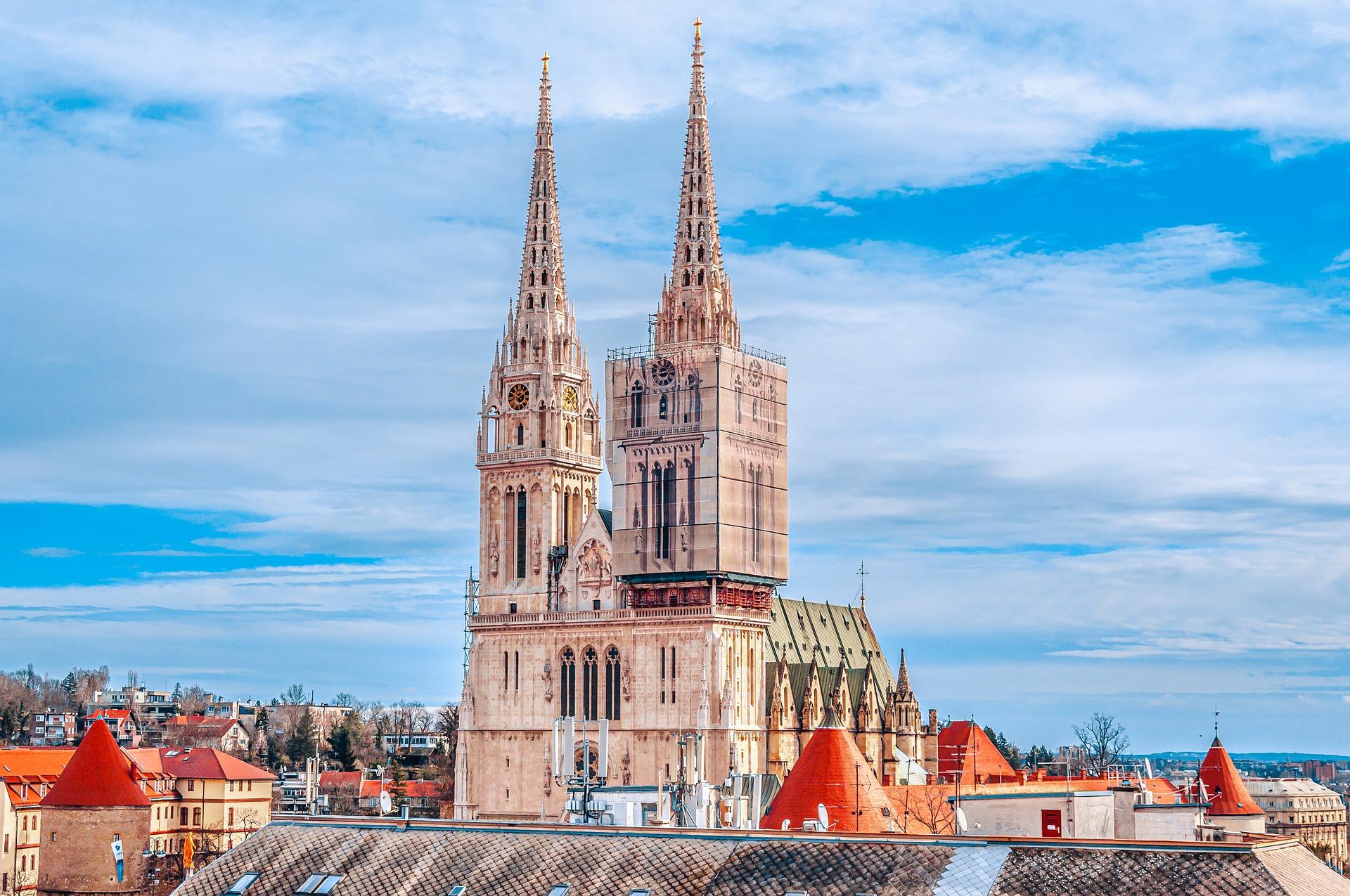 Кафедральный Собор Загреба (Собор Вознесения Девы Марии)