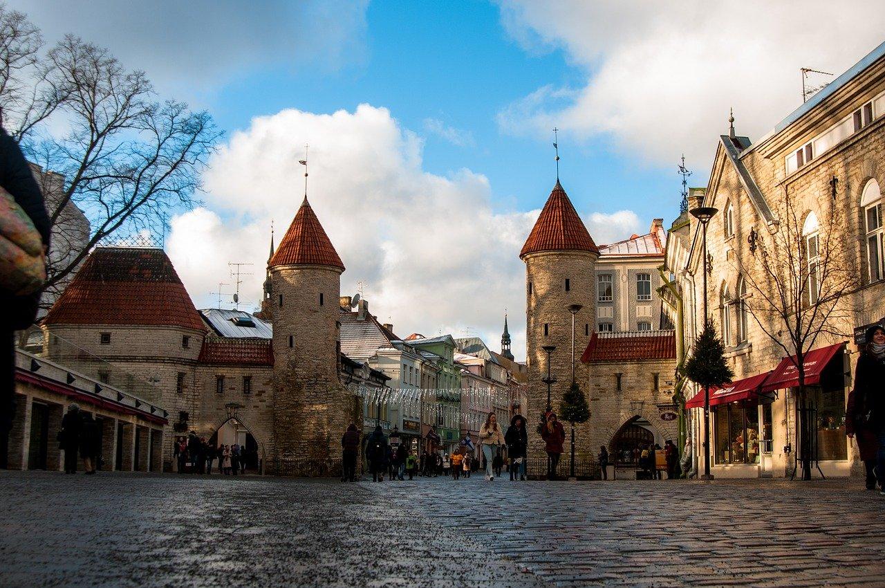 Историческая архитектура Эстонии