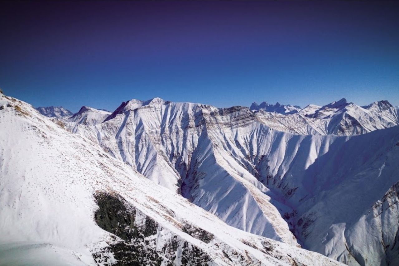 Горы Гудаури
