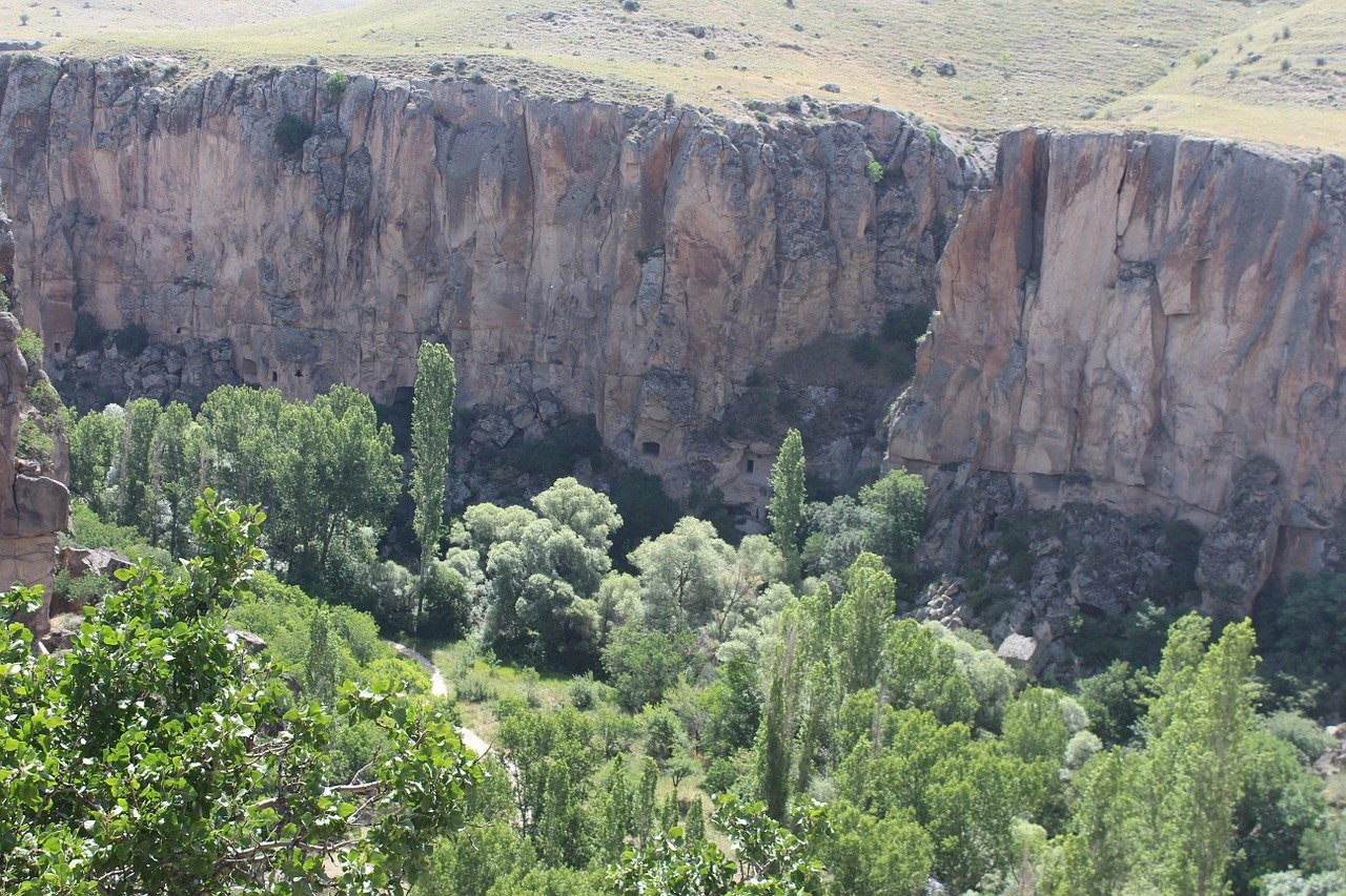 Долина Ихлара