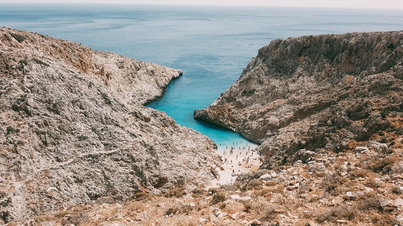 Пляж Шайтан Лимани