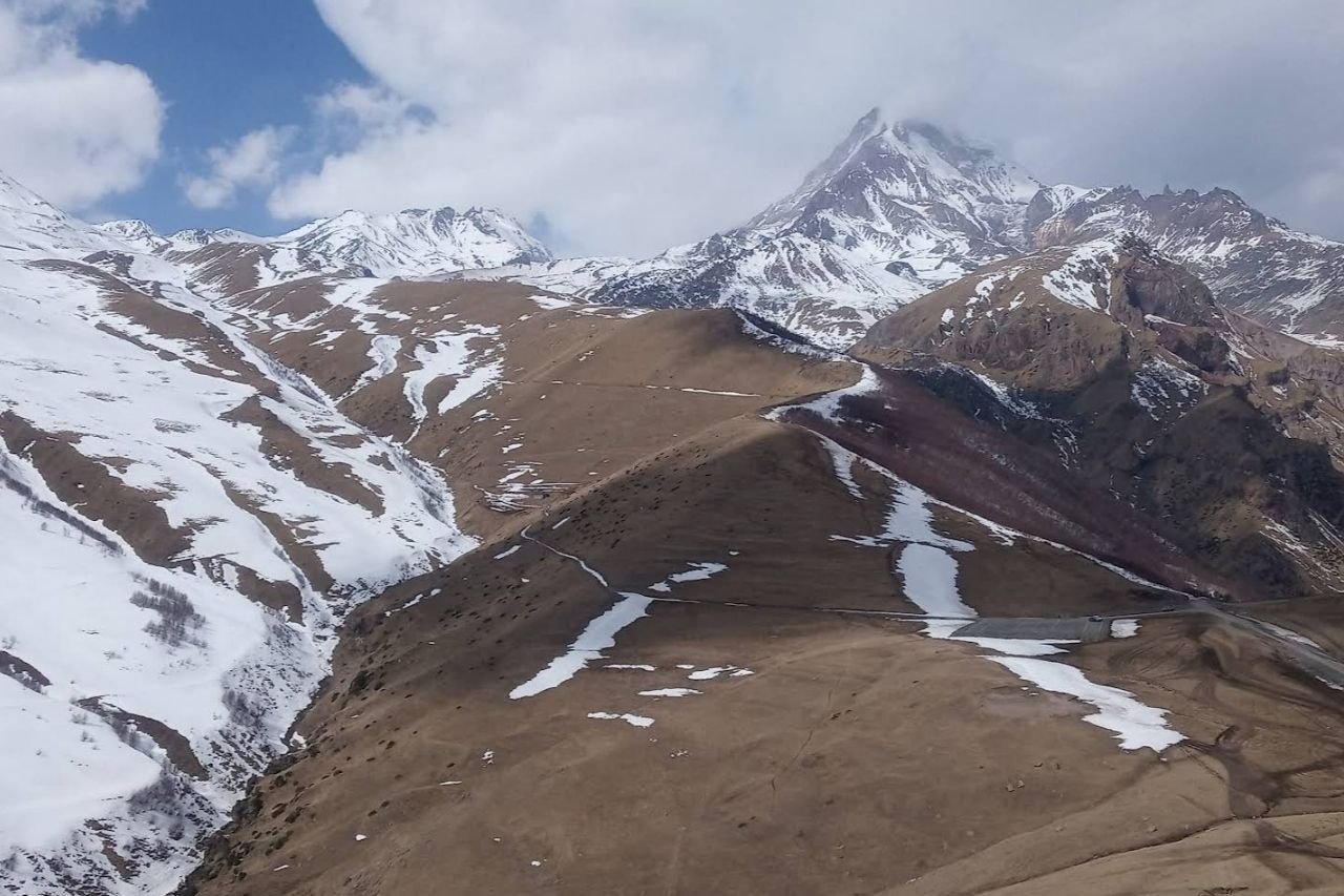 Ледник Гергети
