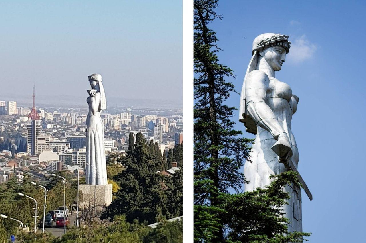 Монумент Мать-Грузия