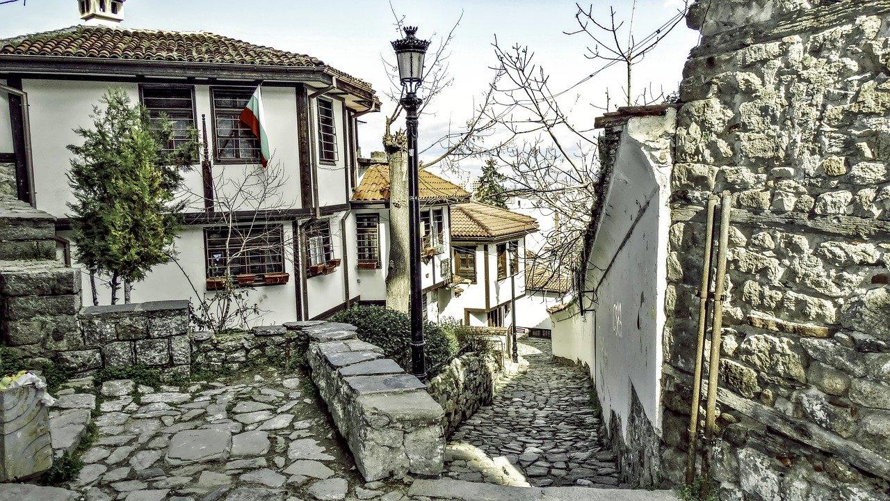 Пловдив, старый город