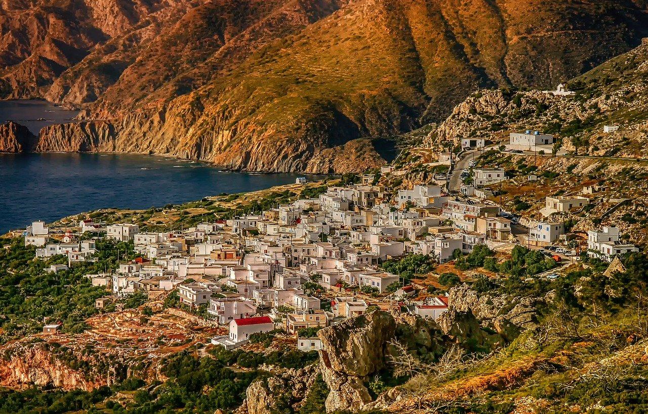 Остров Карпатос Греция