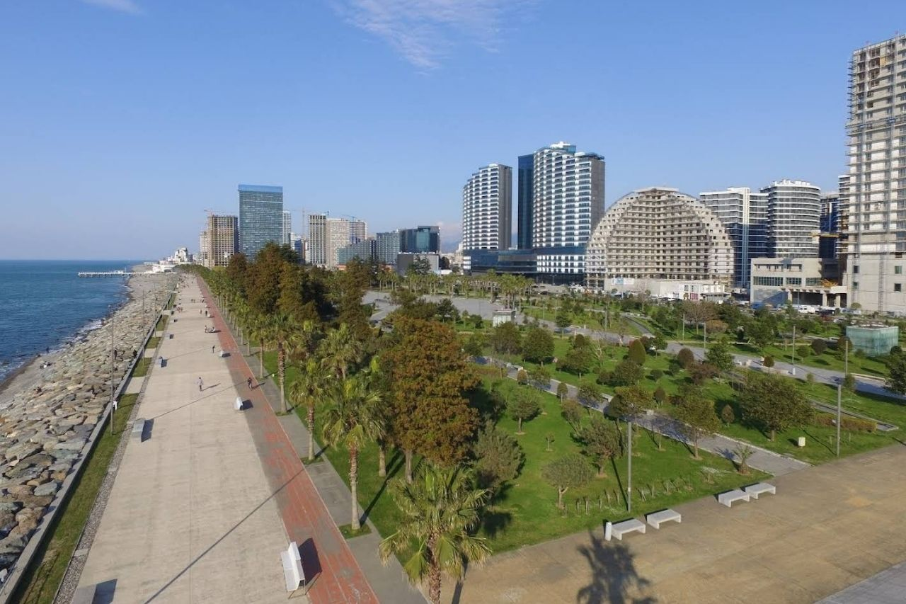 Приморский бульвар (парк)