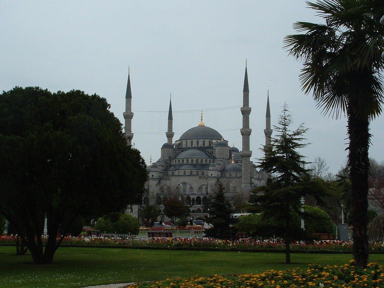 Султанахмет площадь