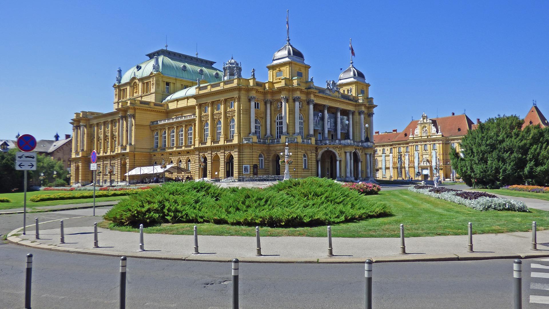Национальный Хорватский театр