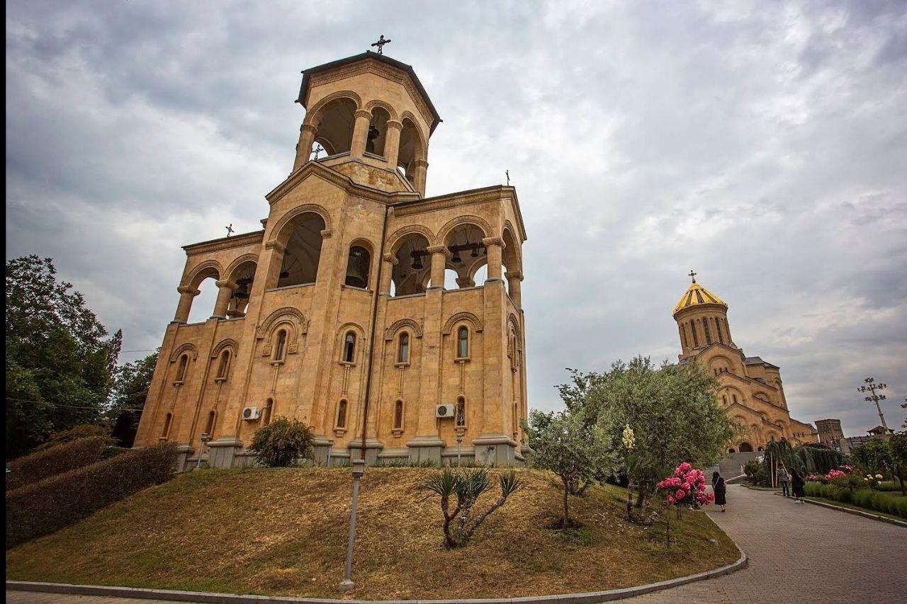 Кафедральный собор Святой Троицы (Цминда Самеба)