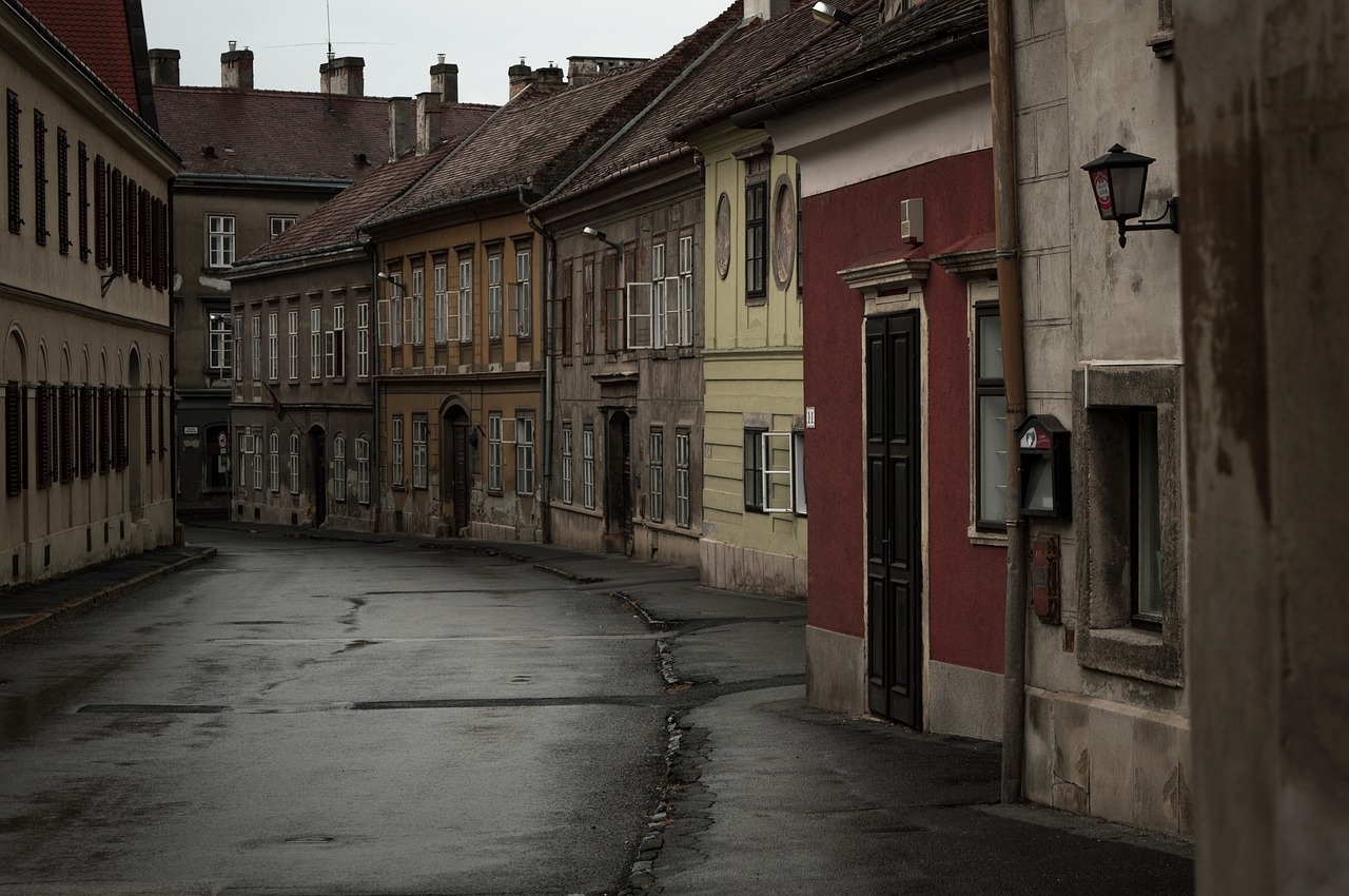 Венгрия Шопрон