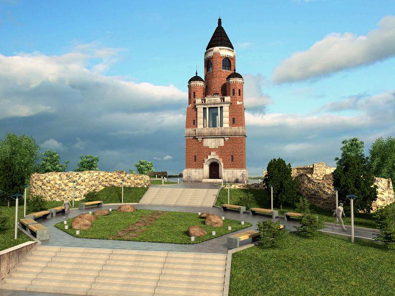 Башня «Миллениум» в Белграде