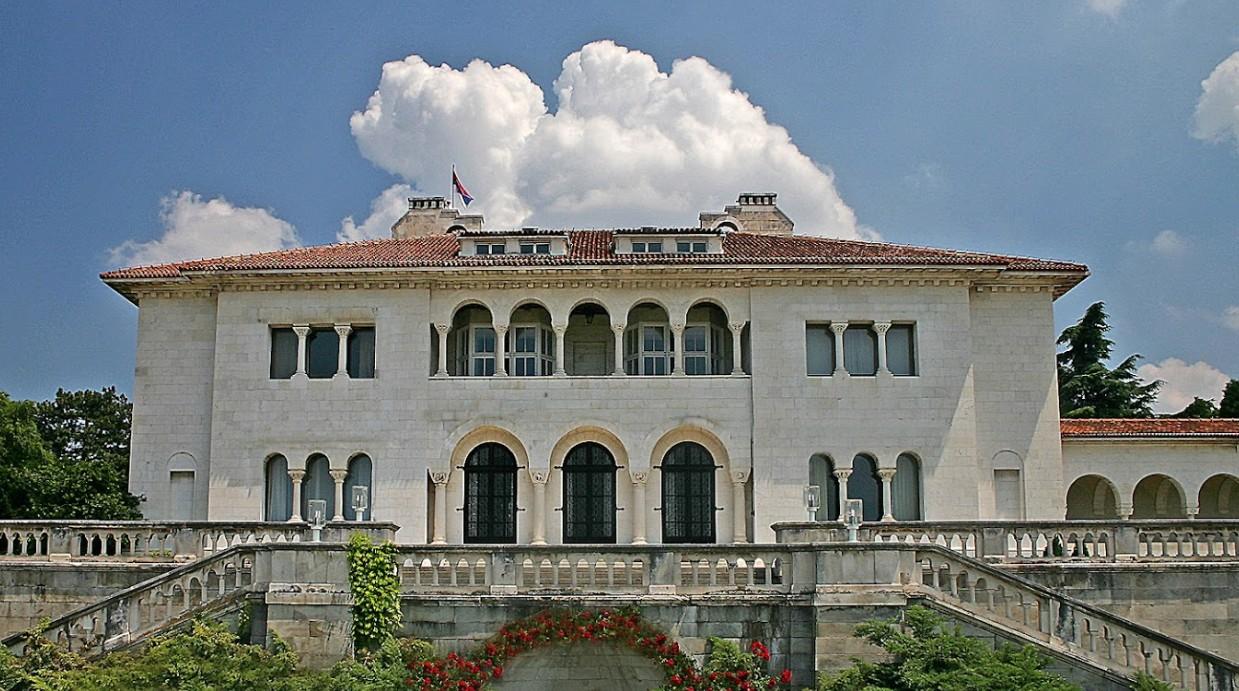 Королевский дворец Белграда