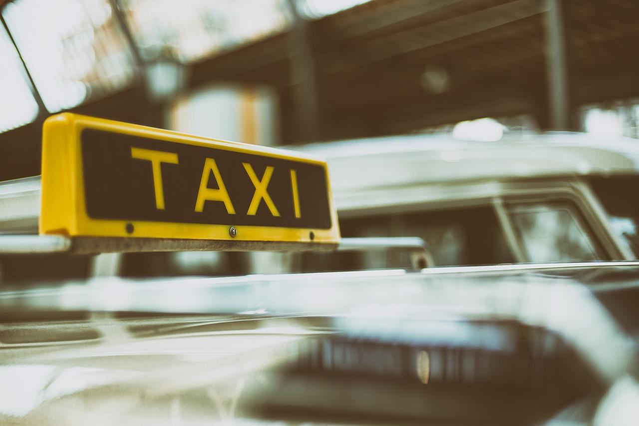 Из аэропорта Белграда в центр города, на такси