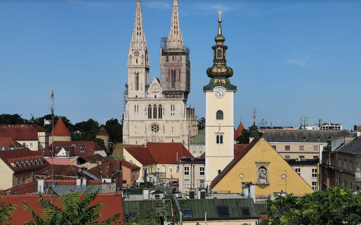 Горний Град, Загреб