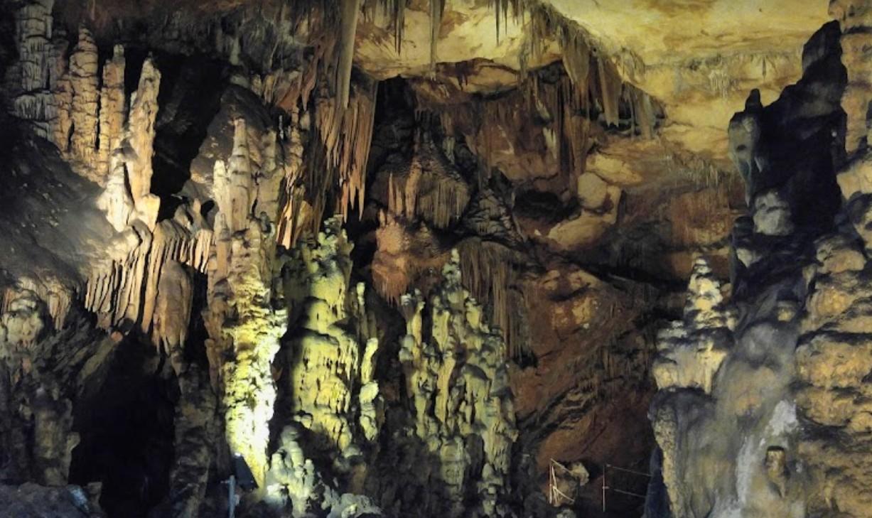 Пещера Враньяца, Котленица