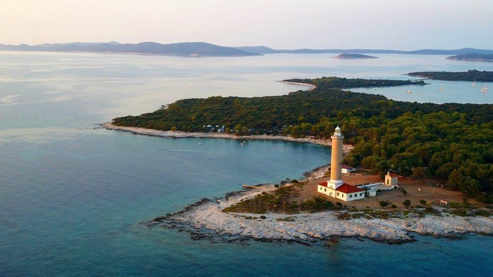 Маяки-отели в Хорватии очень популярны у туристов