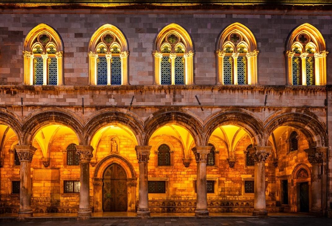 Княжеский дворец, Дубровник