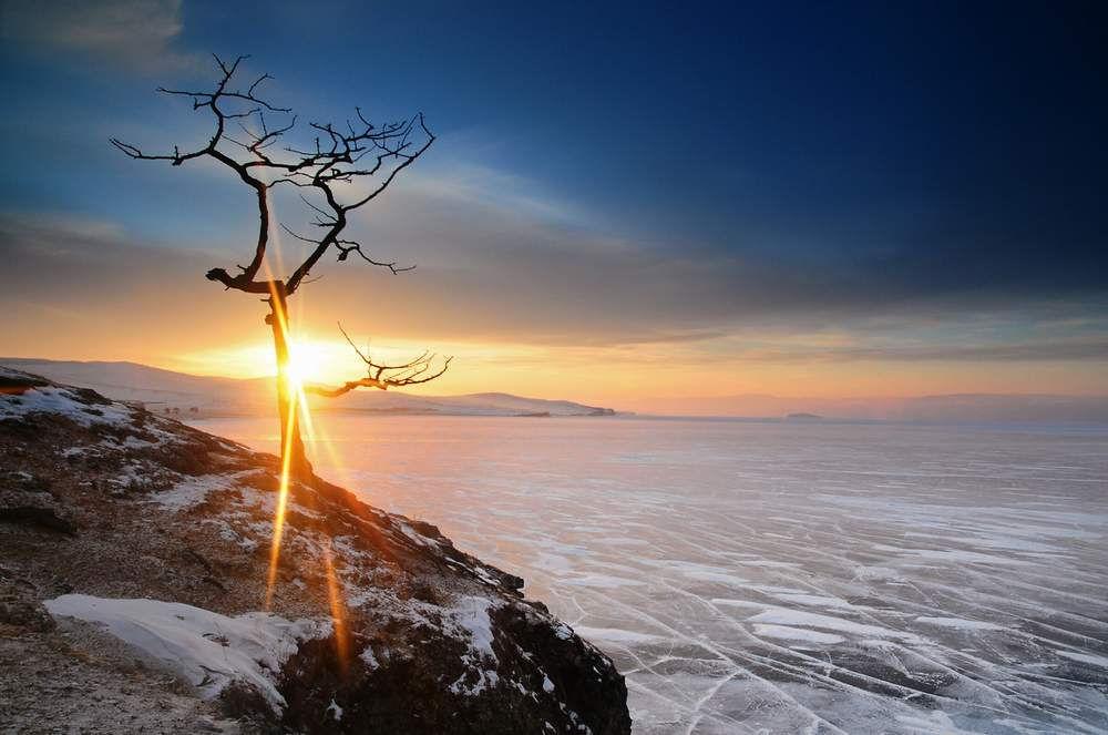 Отдых на Байкале в ноябре