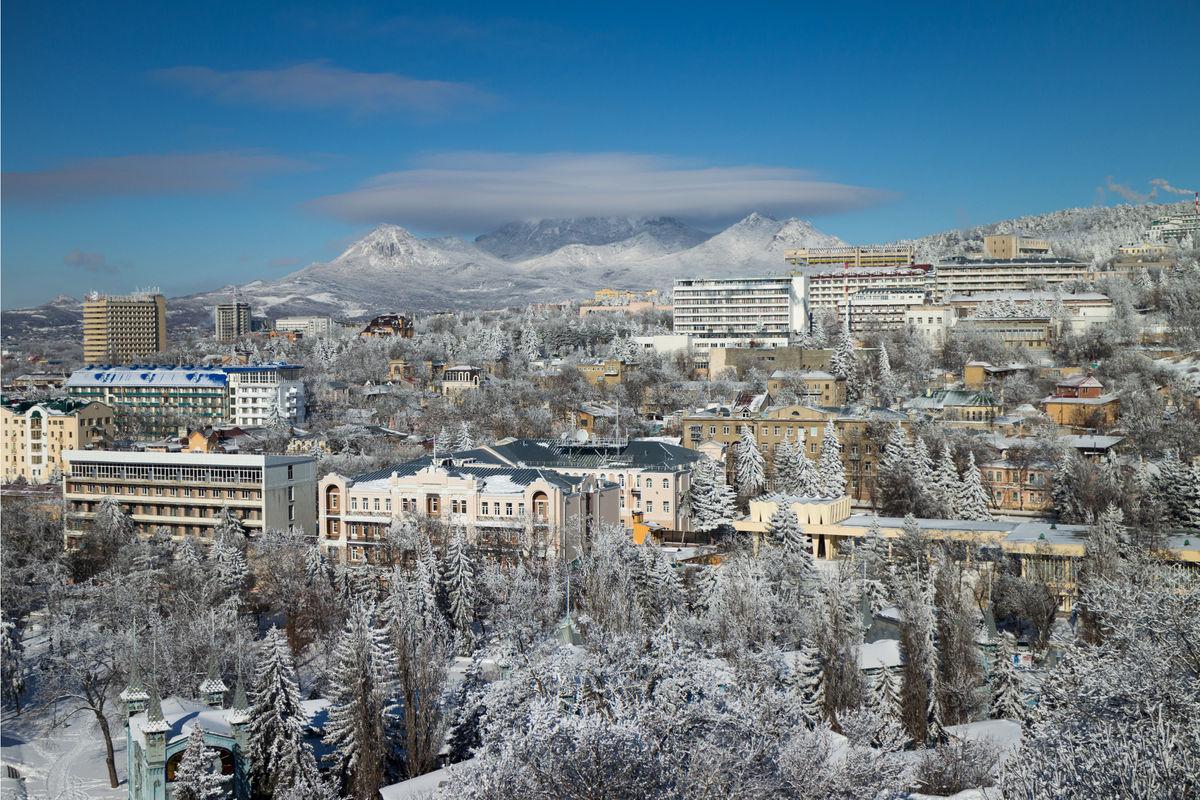 Отдых на Кавказе в декабре
