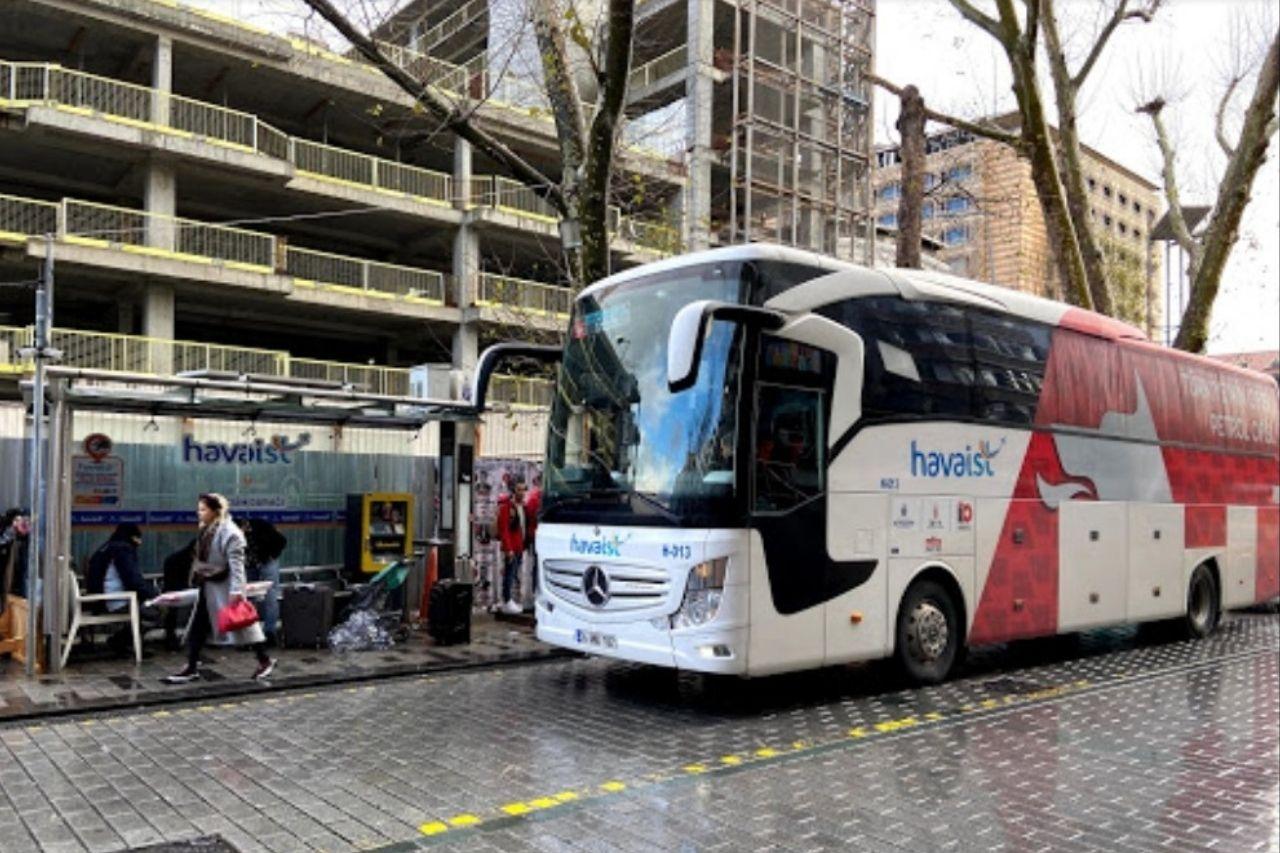 Автобус Havaist