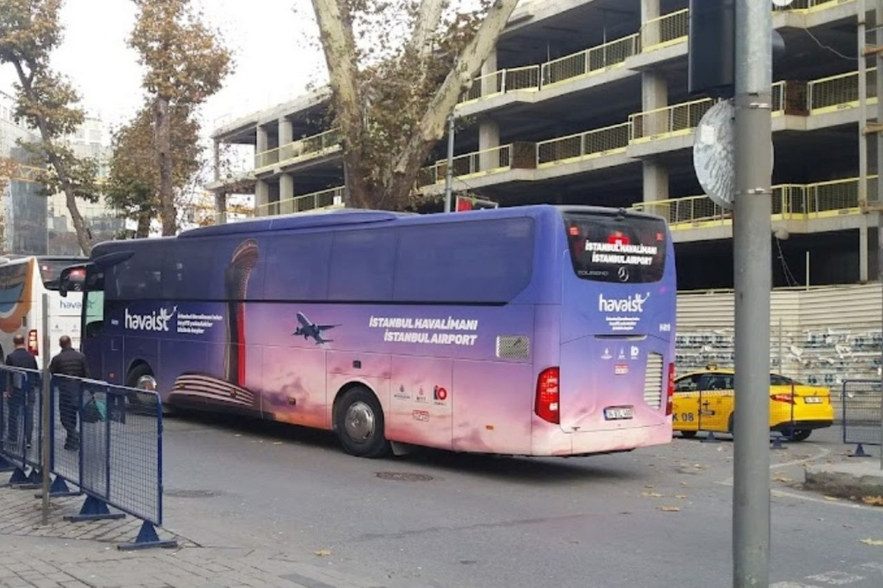 Автобусы Хаваш