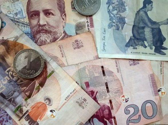 Национальная валюта: грузинский лари