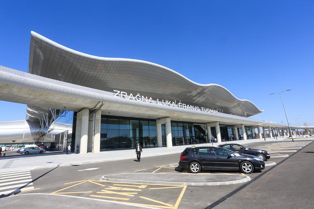 Аэропорт Загреба