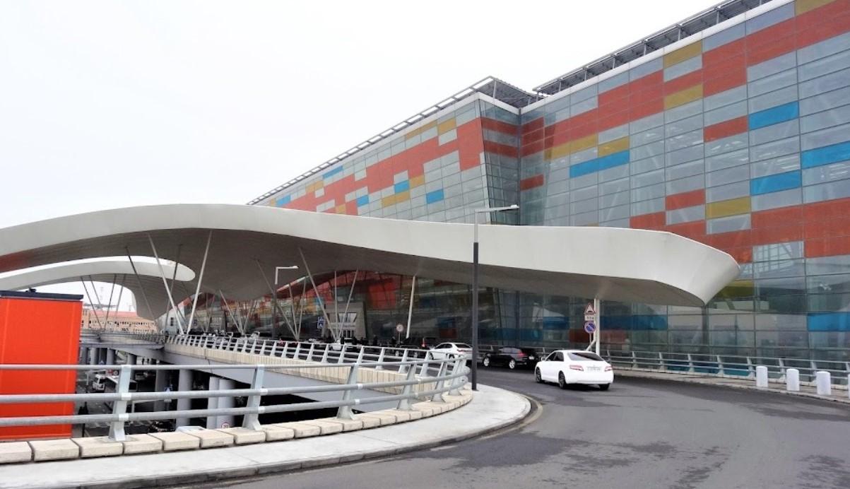 Как добраться из аэропорта Еревана в центр города
