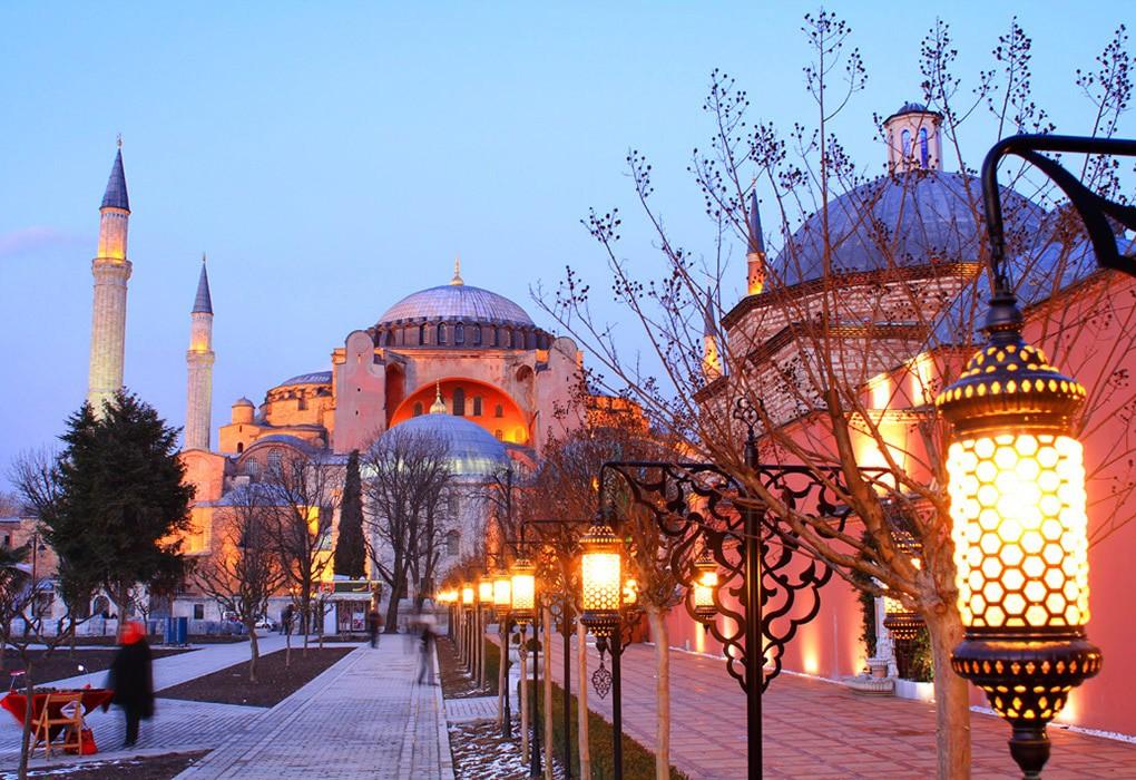 Что посмотреть в Стамбуле на Новый год