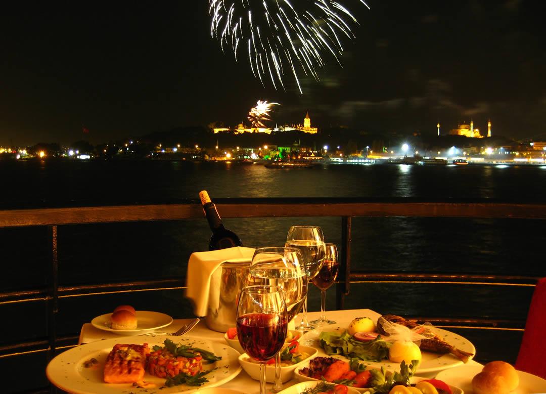 Где в Стамбуле встретить Новый год